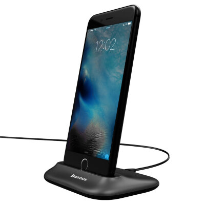 Зарядная док-станция Baseus Little Volcano Desk Charging Station - Черный