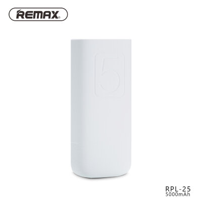 Power Bank 5000mAh Remax Flinc RPL-25 - Белый