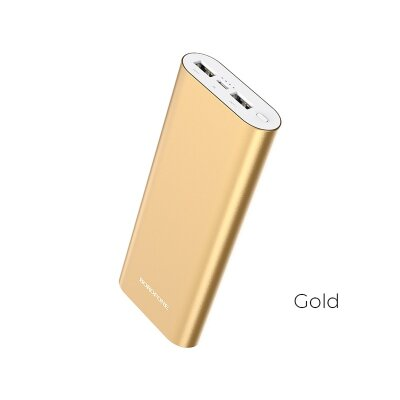 Power Bank Borofone BT19B Universal 20000mAh - Gold