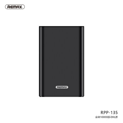 Power Bank Remax KINKON Series 10000mAh RPP-135 - Black