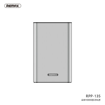 Power Bank Remax KINKON Series 10000mAh RPP-135 - Silver