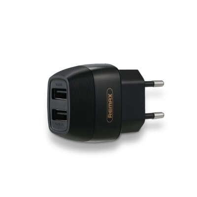 Адаптер Remax Flinc Series RU-U29 2USB 2.1A - Чёрный