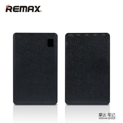 Power Bank 30000mAh Remax Proda Notebook PPP-7 - Черный