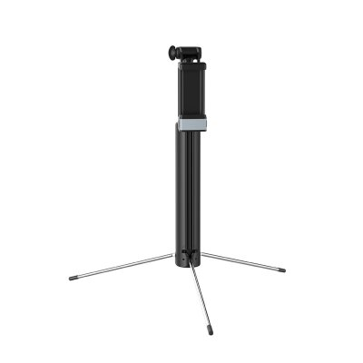 Селфи палка hoco K10A Magnificent wireless selfie stick with backlight(L=1.1m) - Black