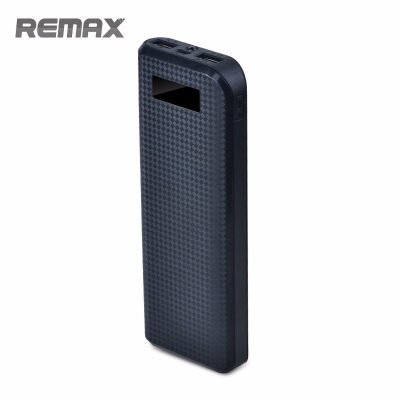 Power Bank Box Series 20000mAh PPL-12 - Black