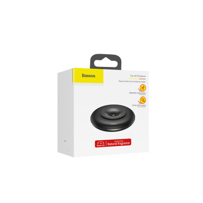 Автомобильный ароматизатор Baseus Vortex Car Air Freshener Holder (SUXUN-QX01) - Black