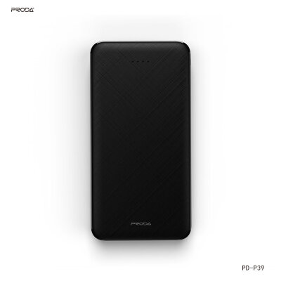 Power bank PRODA HUJON Series 10000mAh PD-P39 - Black