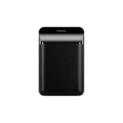 Power Bank PRODA YINEN Series 10000mah PD-P38 - Black
