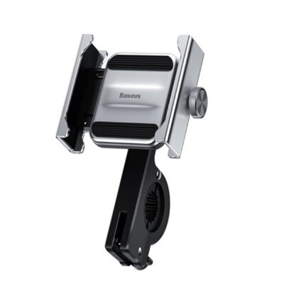 Держатель Baseus Knight Motorcycle holder(Applicable for bicycle)(CRJBZ-0S) - Silver