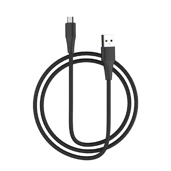 Кабель hoco X32 Excellent charging data cable for Micro - Черный