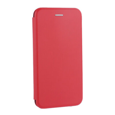 Чехол-книжка Fashion Case для Xiaomi Red Mi Note 4 Pro/Red Mi Note 4x/Red Mi Note 4 - Красный