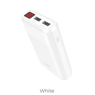 Power Bank hoco B35B Entourage 8000mAh - Белый