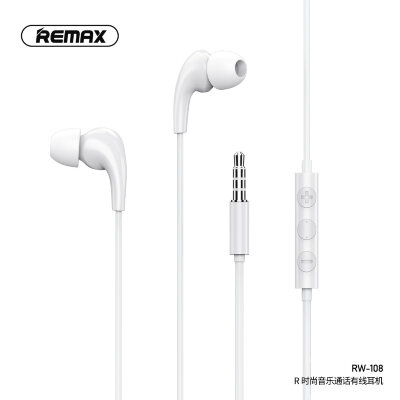 Наушники REMAX Music headphone RW-108 - White