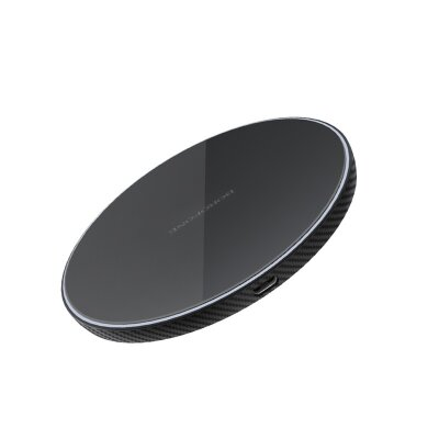 Беспроводная зарядка Borofone Wireless charger BQ2 AirTouch 10W - Black