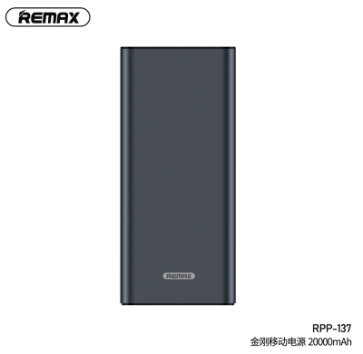 Power Bank REMAX KINKON Series 20000mAh RPP-137 - Blue