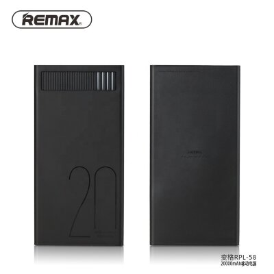 Power Bank REMAX Janshon series 10000mah RPP-153 - Black