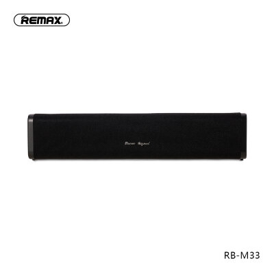 Колонка Remax Bluetooth Speaker RB-M33 - Black
