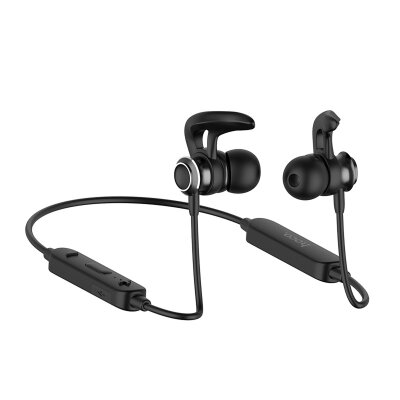Наушники hoco ES22 Flaunt sportive wireless headset - Черный