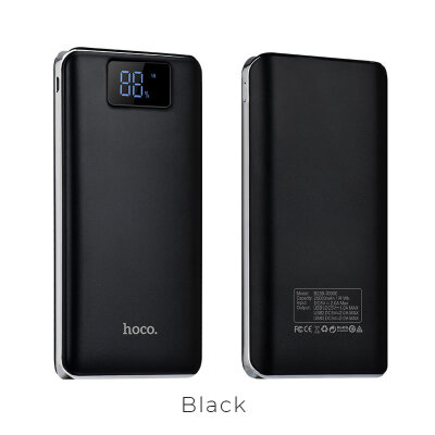 Power Bank hoco B23B 20000mAh - Черный