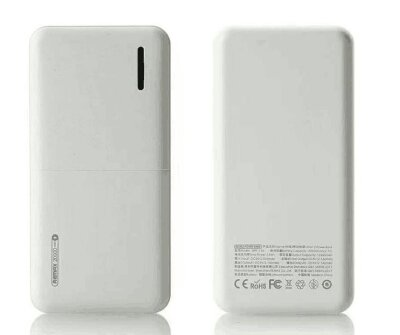 Power Bank REMAX Linon 2  RPP-136 20000mAh - White