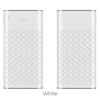 Power Bank hoco B31A Rege 30000mAh - Белый
