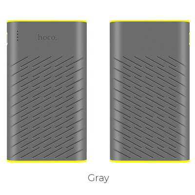 Power Bank hoco B31 Rege 20000mAh - Черный