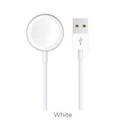 "Беспроводная зарядка hoco Wireless charger ""CW16"" for iWatch tabletop - White"