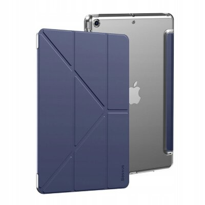 Чехол для iPad Baseus Jane Y-Type Leather Case For Pad 10.2inch (2019) (LTAPIPD-G03) - Blue