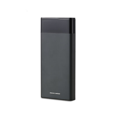 Power Bank Remax Renor Series 20000mah RPP-131 - Black