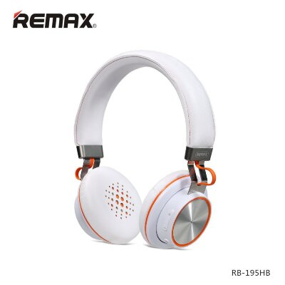 Наушники Remax Bluetooth RB-195HB - Белый