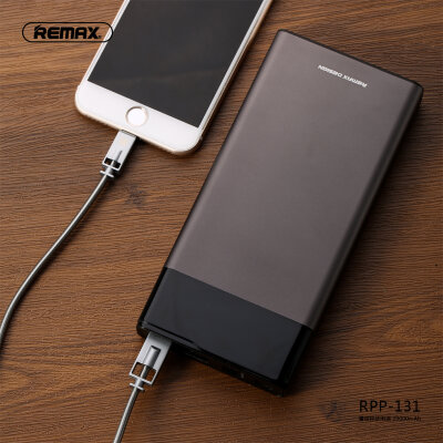 Power Bank Remax Renor Series 20000mah RPP-131 - Grey