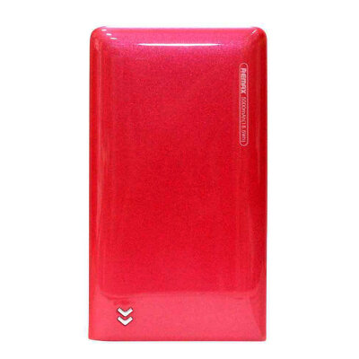 Power Bank 5000mAh Remax Crave RPP-78 - Красный