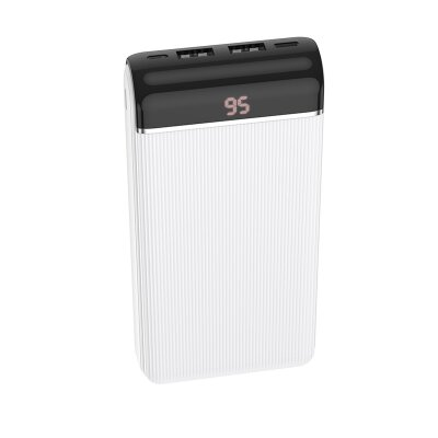 Power Bank hoco J59A Famous 20000mAh - White