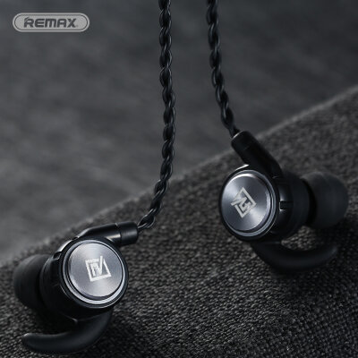 Наушники Remax Bluetooth RB-S10 - Чёрный
