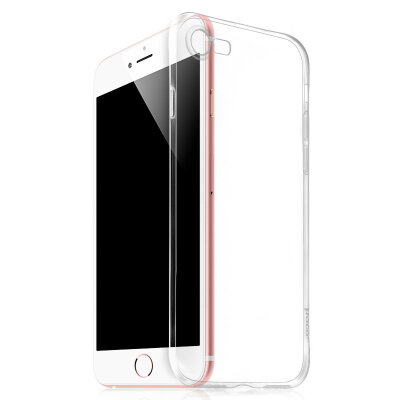 Чехол Light series TPU cover for IPhone 7/8 - transparent