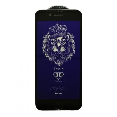 Защитное стекло Remax Remax Emperor Anti-blue series 9D glass for  For iPhone 7/8  plus GL-34 - Black