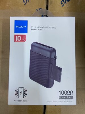 Power Bank Rock P51 mini 10000mAh - Blue
