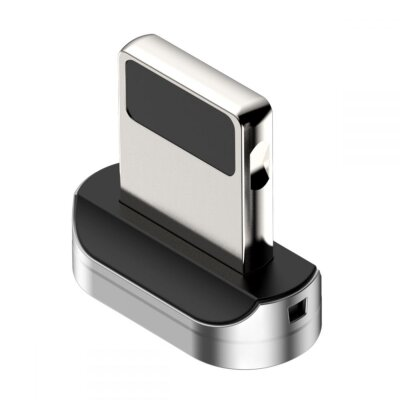 Магнитный адаптер Baseus Zinc Magnetic adapter for iP (CALXC-E)