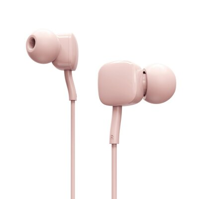 Наушники Borofone Wired earphones BM34 Intelligent - Pink