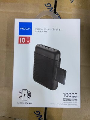 Power Bank Rock P51 mini 10000mAh - Black