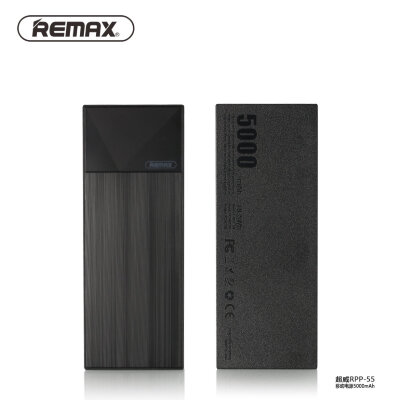 Power Bank 5000mAh Remax Thoway RPP-54 - Черный
