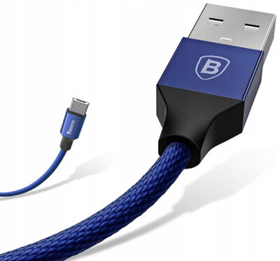 Кабель Baseus Yiven Cable For Micro 1M (CAMYW-A13) - Navy Blue