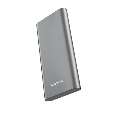 Power Bank Borofone BT19A Universal mobile power(15000mAh) - Gray