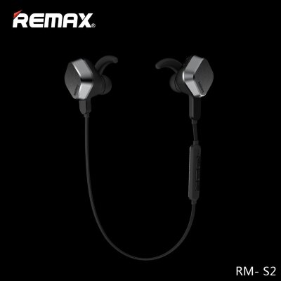 Наушники Remax Bluetooth BT4.1 RB-S2 - Чёрный