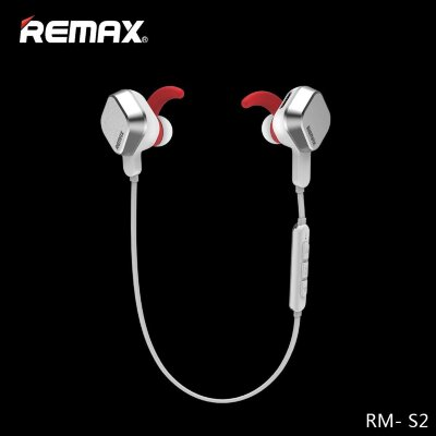 Наушники Remax Bluetooth BT4.1 RB-S2 - Белый