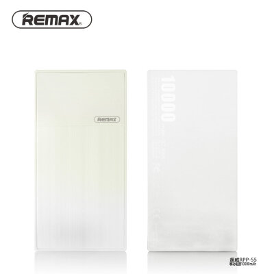 Power Bank 10000mAh Remax Thoway RPP-55 - Белый