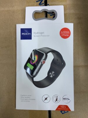 "Плёнка Rock для Apple Watch 42mm ""Hydrogel Screen Protection"""
