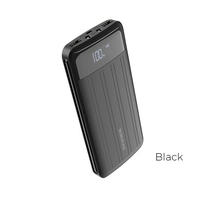 Power Bank Borofone BT21A Universal energy 20000mAh - Black