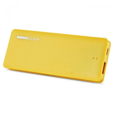 Power Bank 5000mAh Remax RM-TG5000 Candy - Желтый