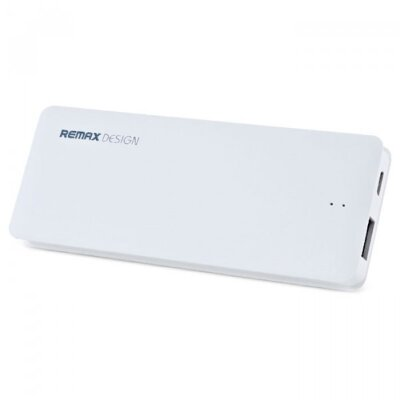 Power Bank 5000mAh Remax RM-TG5000 Candy - Белый